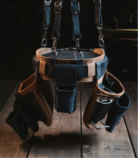 Modular Looped Rear Bags